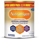 Enfamil 美赞臣 Nutramigen 安敏健 1段 LGG深度水解蛋白配方抗过敏婴幼儿配方奶粉788g 到手178.84元¥161.54
