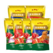 欧佩妮 0脂肪 青椒洋葱/番茄原味/牛肉味 意面酱 115g*6袋