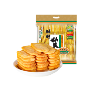 88VIP: 旺旺 仙贝零食饼干 888g*4件