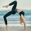 YPL 3D塑身Yoga瑜伽裤