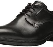 多码、国内售价1500+!Ecco 爱步 Lisbon里斯 男士牛皮系带牛津鞋  含税到手约¥522.84