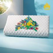 小神价 泰国原装进口 泰嗨 天然乳胶枕头 60*40*10/8cm79.2元包邮此前最低163元