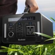 Yoobao 羽博 EN1000 270000毫安移动电源4980元包邮(需用券)