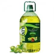 贝蒂薇兰 食用调和油 大桶5L 含10%橄榄油68元包邮