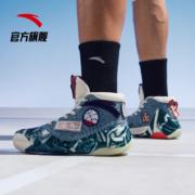 ANTA 安踏 KT6 54汤青年 中国汤配色 男款高帮篮球鞋