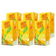 手慢无、临期品: ViTa 維他 柠檬茶饮料 250ml*6盒9.9元包邮