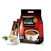 SAGOcoffee 西贡咖啡 三合一即溶速溶 50条装 800g19.8元包邮(需用券)