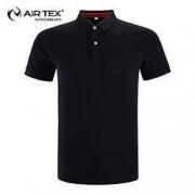 AIRTEX 亚特 S1925-1 男款速干Polo衫49元包邮(需用券)