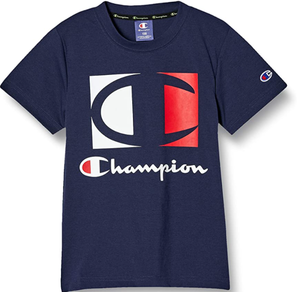 prime会员!Champion 冠军 21年新款 男童速干短袖T恤 CK-TS304   直邮含税到手¥81.66