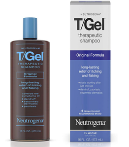 prime会员!Neutrogena 露得清 T-Gel 基础款去屑洗发水 473ml   到手90.92元