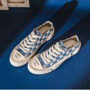 WARRIOR 回力 飞跃联名款 FXY-031TC 情侣休闲运动鞋65.35元包邮(需用券)
