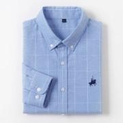 Hodo 红豆 HMDKN1C1844A1 男士衬衫