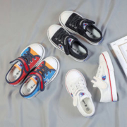 CESHOESES 春款透气网面儿童帆布鞋29.9元包邮(需用券)