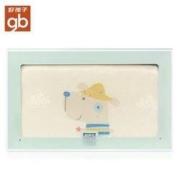 gb 好孩子 婴儿床冰丝枕席 50×30cm29元包邮(需用券)