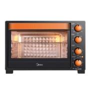 1日0点:Midea 美的 T3-L326B 电烤箱 32升