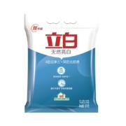立白 亮白无磷洗衣粉 5KG29.9元(需用券,88VIP到手28.4元)