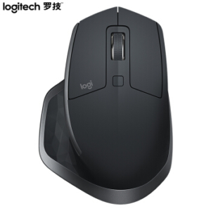 Logitech 罗技 MX Master 2S 无线鼠标 儒雅黑