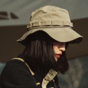 MOBI GARDEN 牧高笛 NX21208001 防晒透气渔夫帽