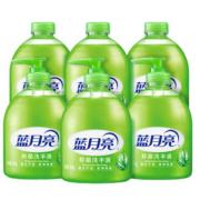 蓝月亮 芦荟味抑菌消毒洗手液 500g*6瓶