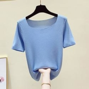 Puella 2F11087GL638 女士法式小方领针织衫41元(需用券)