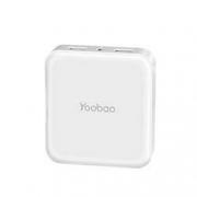 Yoobao 羽博 6024Q 快充充电宝 PD10W 10000mAh 标准款39元包邮(需用券)