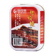 RIYUETANG 日月棠 红烧鳗鱼罐头 100g*6罐