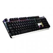 16日0点: MECHREVO 机械革命 S1 机械键盘 三种轴体 104键129元包邮