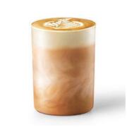 STARBUCKS 星巴克咖啡 燕麦拿铁 电子饮品券