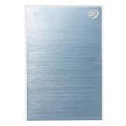 14日0点:SEAGATE 希捷 铭系列 2.5英寸 移动硬盘 5TB 冰月蓝