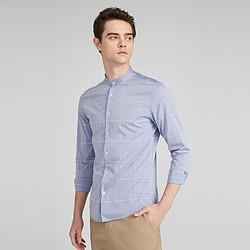 SELECTED 思莱德 420105557S21 男士圆领衬衫