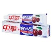 中华牙膏 健齿白牙膏 炫动果香 200g *2件4.8元(需用券,合2.4元/件)