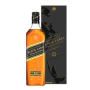 英国原产 尊尼获加 12年陈酿 黑牌黑方苏格兰威士忌 700ml144元包邮直降40元历史新低