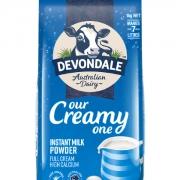DEVONDALE 澳洲德运全脂成人奶粉 1000g135元(合45元/件)