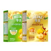 Heinz 亨氏 婴幼儿营养面条 优加面条252g+智多多面条336g32.15元包邮(需用券)