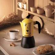 Bialetti 比乐蒂 意大利产 Moka Orzo Express 大麦摩卡壶2杯量(100mL)  到手¥148.92