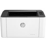 HP 惠普 Laser 103a 黑白激光打印机 白色