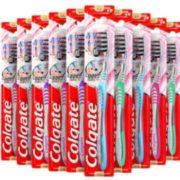 88VIP!有券的上! Colgate 高露洁 纤柔软毛牙刷 10支¥9.15 1.5折