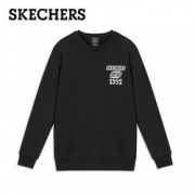 SKECHERS 斯凯奇 L120M030 情侣款运动卫衣¥54.00