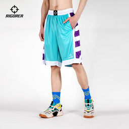 准者 男女同款五分篮球裤运动短裤 多色