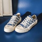 WARRIOR 回力×飞跃联名款 FXY-031TC 情侣 休闲运动鞋65.35元(需用券)