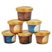 MUCHMOORE玛琪摩尔 香草芒果冰淇淋 120ml*12杯 *2件