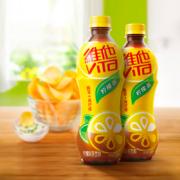临期品: vitasoy 维他奶 冰爽柠檬茶 500ml*15瓶