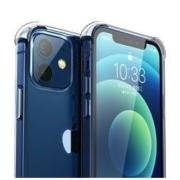 UGREEN 绿联 iPhone11-12系列 气囊防摔保护壳9.9元包邮(需用券)