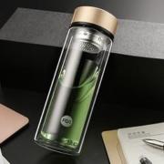 Fuguang 富光 双层隔热玻璃杯 320ml19.9元包邮(需用券)