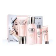 COGI 高姿 护肤品套装(洁面50ml+水80ml+乳30g+霜5g)