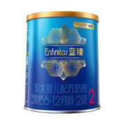MeadJohnson Nutrition 美赞臣 蓝臻系列 较大婴儿奶粉 国行版 2段 400g115元