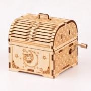 Zhiqixiong 稚气熊 diy 古典音乐盒