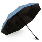晴雨两用!防紫外线黑胶太阳伞12.8元