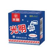 限地区、PLUS会员!Bright 光明 奶砖香草味冰淇淋 115g*4盒¥12.50 比上一次爆料降低 ¥63.5