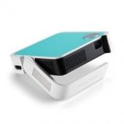 ViewSonic 优派 M1 mini Plus 家用投影机 白色